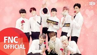 SF9 - 부르릉(ROAR) 안무 연습 영상(Dance Practice Video) Valentine Day Ver.