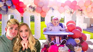 Posie's Official 1st Birthday Party Special!!!