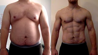 A Fat Gut to Shredded Cuts. My Fat Loss Transformation. width=