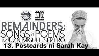 Juan Miguel Severo - Postcards ni Sarah Kay