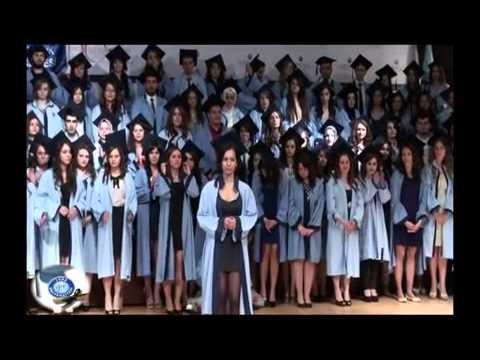Gazi Üniversitesi MİMARLIK FAKÜLTESİ 2012 Yılı Diploma Töreni ve İlknur Çiğdem Devrim