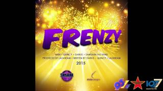 Soca 2015 - Samsara The Band- Frenzy