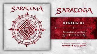 "SARATOGA ""Renegado"" (Audiosingle)"