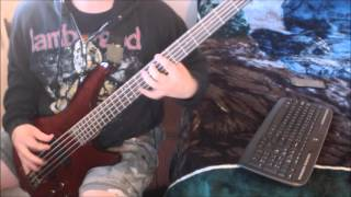 Roots Bloody Roots - Sepultura (Bass Cover)
