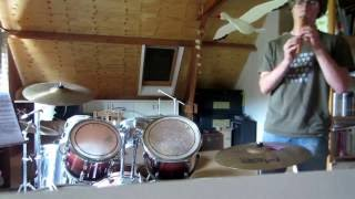 """""""Pyro"""" ONE MAN BAND cover (Kings of Leon)"""