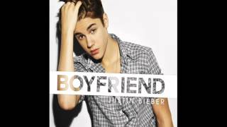 Justin Bieber -Boyfriend (backwards)