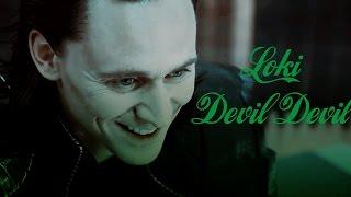 Loki Laufeyson ● Devil Devil