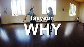 Taeyeon - WHY | Cover by DOZA