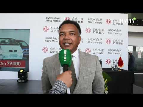 Video : Le chinois DFSK et le groupe Auto Hall renforcent leur partenariat