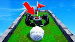Avoid The BEAR TRAP To WIN! (Golf It Troll Map)