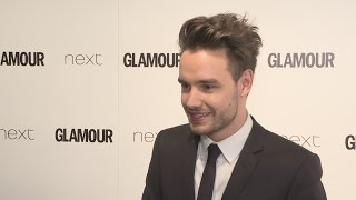 Glamour Awards 2017: Liam Payne says son Bear WILL star on one of his songs
