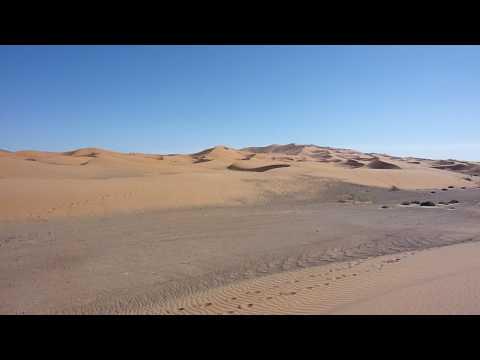 Erg Chebbi, desierto de Merzouga, Marruecos