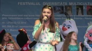 Larisa Ailoaie - Eu numai ( cover deIonel Istrati)