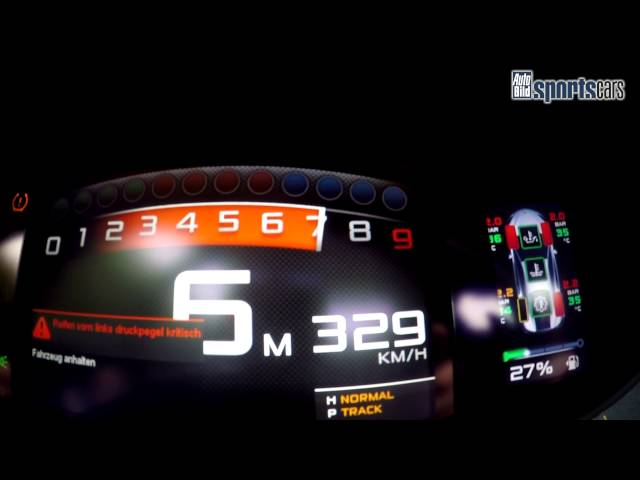 0 -331 km'h - McLaren 570S  - AUTO BILD SPORTSCARS