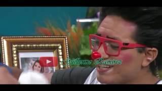 Oskarin le roba un BESO a Vanda en Venga La Alegria y Quirarte se encela
