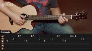 Videoaula Lucy In The Sky With Diamonds (aula de violão completa)