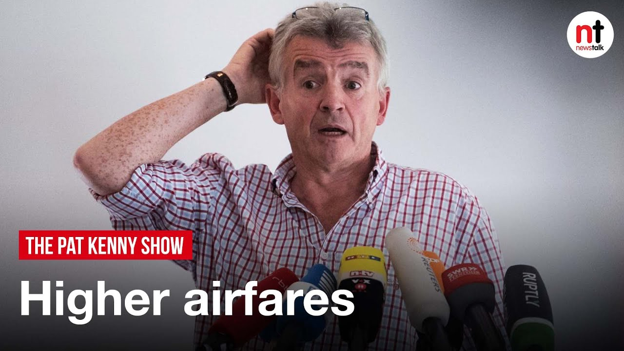 Why Ryanair's Prediction of 'Higher Airfares' may not take off – Eoghan Corry