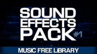 SHOCK WAVES AND SOUND EFFECT PACKS (Free Download)