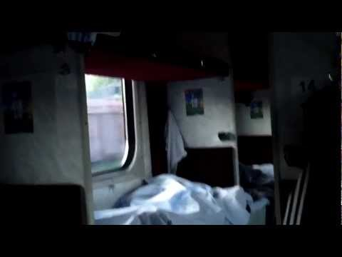 Train in Ukraine – travelling by train in Ukraine