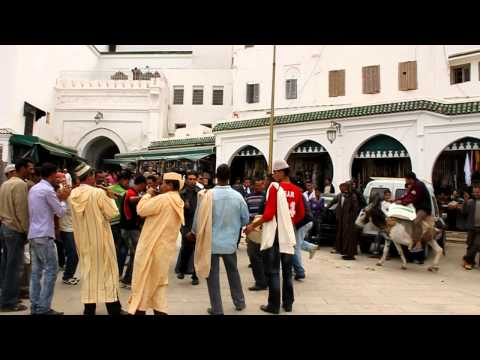 Moroccan wedding in Moulay Idriss