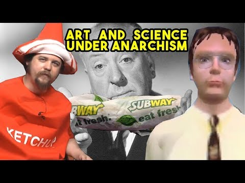 How capitalism KILLS art and science! | How Anarchism Works - Part 4