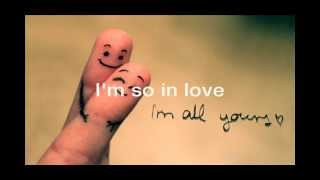 Stevie Hoang - So in Love - Lyrics