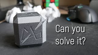Puzzle Cube Torture Test for 3D Printing Enthusiasts