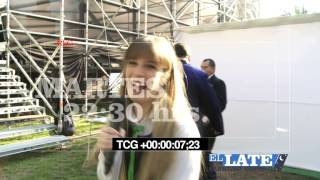 Alison Mandel es LA COTA MIL en EL LATE/ MARTES 22:30 hrs x CHV