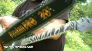 Chainsaw Guitar Solo - by DAVE MARTIN of 13 Winters