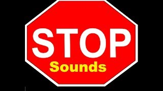 Stop Sound Effects All Sounds