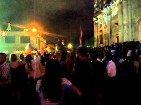 Repique 07-Diciembre 2010, León.