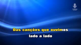♫ Demo - Karaoke - VIRAR A PÁGINA - Anjos & Sérgio Moah