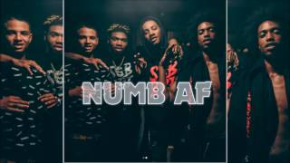 SOB X RBE (DaBoii x Slimmy B) x Tee Grizzley Type Beat 2017 - Numb AF