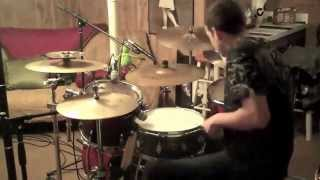 Skrillex - Ragga Bomb (feat. Ragga Twins) Drum Cover/Remix