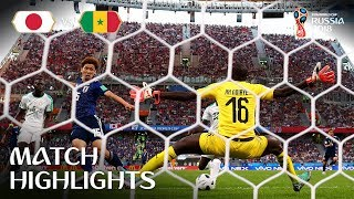 Japan v Senegal - 2018 FIFA World Cup Russia™ - Match 32 width=