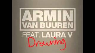 Armin van Buuren feat Laura V - Drowning (Avicii Remix).mp4