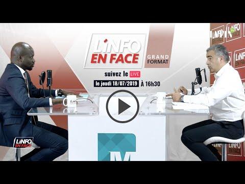 Video : L'Info en Face reçoit l'Ambassadeur du Sénégal