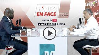L'Info en Face reçoit l'Ambassadeur du Sénégal