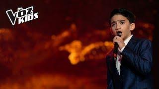 Jorge canta Nessun Dorma - Audiciones a ciegas | La Voz Kids Colombia 2018