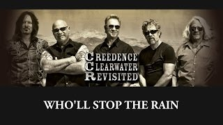 Creedence Clearwater Revisited: WHO'LL STOP THE RAIN (3/8) - Live, Vitória, Brazil, 2015