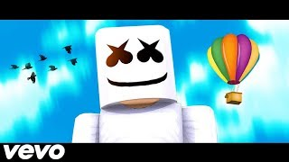 Roblox Music Video - Fly (Marshmello)