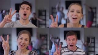 """The Murrays - """"Shut Up and Dance"""" Parody - Walk the Moon"""