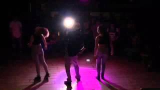 DANCEHALL FAMILY VOL.2 CENTRO DE ARTE ALAMEDA - toma 4
