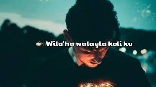 Kaho na kaho ye aankhein bolti hai arbic 30sec whatsapp video