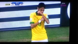 Neymar Dance Celebration