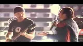 ♫ ♕ U2 ♕  Elevation Live HD ♫