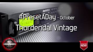 #PresetADay - Thordendal Vintage - AXE FX II / AX8 Rhythm and Solo Patches
