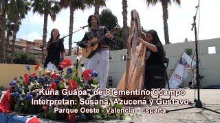 Kuña Guápa, polka de Clementino Ocampo. Ñe'ẽpoty - Poesía en Guaraní