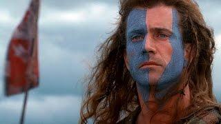 Braveheart: William Wallace Freedom Speech [Full HD]