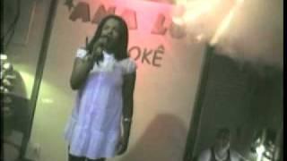 Videokê Ana Lu - LÊSSA  HAGGAI - essa pode viver de música